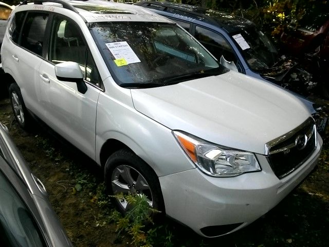 2014 Subaru Forester At Cvt 50k Leather Interior